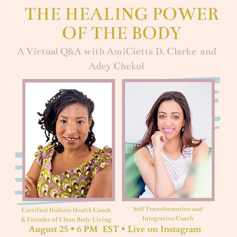 The Healing Power of the Body