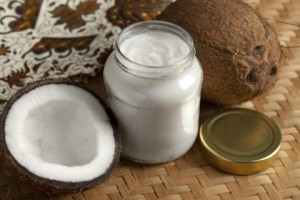 Coconut oil - Dollarphotoclub_62688306
