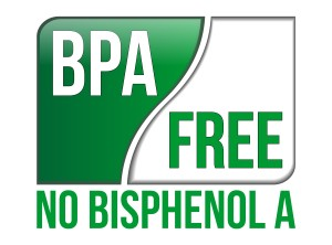 BPA FREE - No Bisphenol A - Sign